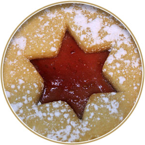 Star biscuit